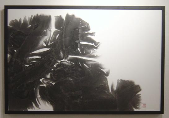[ 揺 ]  Mar.2007 H750mm*W900mm 額装