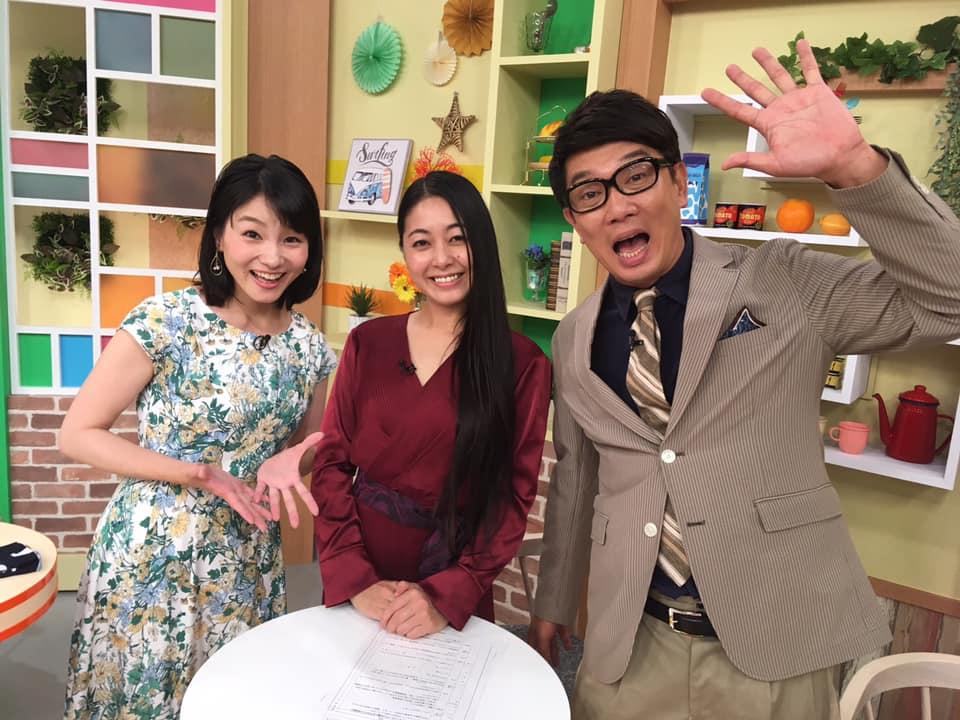 "KBS京都TV ""キモイリ""に出演。"