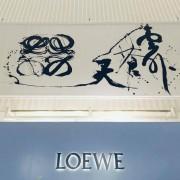 「雲外蒼天」+ LOEWE Anagram